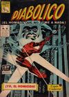 Cover for Diabólico (Editora de Periódicos La Prensa S.C.L., 1966 series) #44