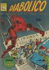 Cover for Diabólico (Editora de Periódicos La Prensa S.C.L., 1966 series) #75