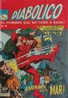 Cover for Diabólico (Editora de Periódicos La Prensa S.C.L., 1966 series) #60