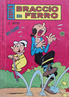 Cover for Super Braccio di Ferro (Editoriale Metro, 1973 series) #198