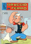 Cover for Super Braccio di Ferro (Editoriale Metro, 1973 series) #60