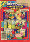 Cover for Jokebook Comics Digest Annual (Archie, 1977 series) #12