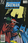 Cover Thumbnail for Batman (1940 series) #435 [Newsstand]