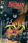 Cover Thumbnail for Batman (1940 series) #437 [Newsstand]