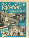Cover for Valentine (IPC, 1957 series) #15 July 1967