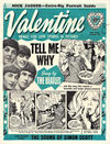 Cover for Valentine (IPC, 1957 series) #3 October 1964