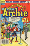 Cover for Everything's Archie (Archie, 1969 series) #117