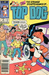 Cover Thumbnail for Top Dog (1985 series) #8 [Newsstand]