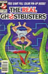 Cover for The Real Ghostbusters (Now, 1988 series) #14 [Newsstand]