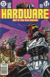 Cover for Hardware (DC, 1993 series) #3 [Newsstand]
