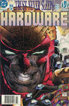 Cover for Hardware (DC, 1993 series) #24 [Newsstand]