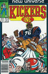Cover Thumbnail for Kickers, Inc. (1986 series) #4 [Newsstand]