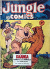 Cover for Jungle Comics (H. John Edwards, 1950 ? series) #20