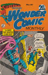 Cover for Superman Presents Wonder Comic Monthly (K. G. Murray, 1965 ? series) #91