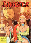 Cover for Lucrece (Elvifrance, 1972 series) #8