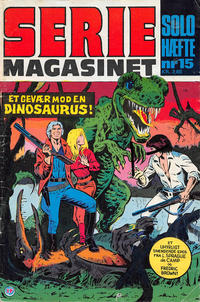 Cover Thumbnail for Seriemagasinet solohæfte (Interpresse, 1972 series) #15