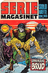 Cover Thumbnail for Seriemagasinet solohæfte (Interpresse, 1972 series) #10