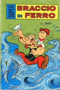 Cover Thumbnail for Super Braccio di Ferro (Editoriale Metro, 1973 series) #31