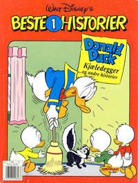 Cover Thumbnail for Walt Disney's Beste Historier (Hjemmet / Egmont, 1991 series) #1 - Kjæledegger ... og andre historier