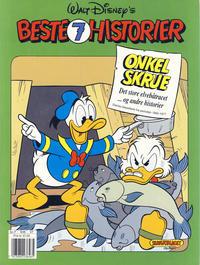 Cover Thumbnail for Walt Disney's Beste Historier (Hjemmet / Egmont, 1991 series) #7 - Onkel Skrue - Det store elvebåtracet og andre historier