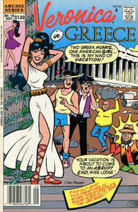 Cover Thumbnail for Veronica (Archie, 1989 series) #10 [Newsstand]