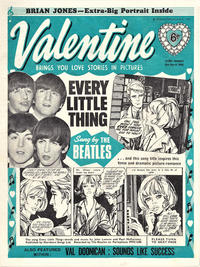Cover Thumbnail for Valentine (IPC, 1957 series) #6 March 1965
