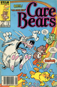 Cover Thumbnail for Care Bears (Marvel, 1985 series) #4 [Newsstand]