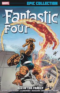 Cover Thumbnail for Fantastic Four Epic Collection (Marvel, 2014 series) #17 - All in the Family