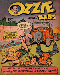 Cover Thumbnail for Ozzie and Babs (Export Publishing, 1950 ? series) #13