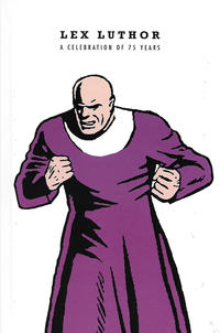 Cover Thumbnail for Lex Luthor: A Celebration of 75 Years (DC, 2015 series)