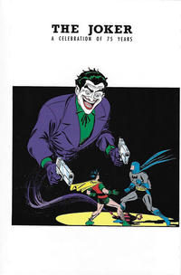 Cover Thumbnail for The Joker: A Celebration of 75 Years (DC, 2014 series)