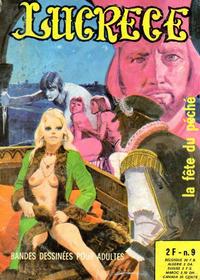 Cover Thumbnail for Lucrece (Elvifrance, 1972 series) #9