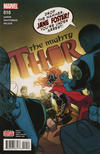 Cover for Mighty Thor (Marvel, 2016 series) #10
