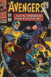 Cover Thumbnail for The Avengers (1963 series) #29 [British Price Variant]