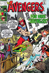 Cover for The Avengers (Marvel, 1963 series) #77 [British Price Variant]