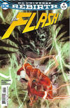 Cover Thumbnail for The Flash (2016 series) #4 [Carmine Di Giandomenico Cover]