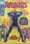 Cover for The Avengers (Marvel, 1963 series) #87 [British Price Variant]