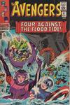 Cover for The Avengers (Marvel, 1963 series) #27 [British]