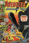 Cover Thumbnail for The Avengers (1963 series) #90 [British Price Variant]