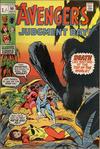 Cover for The Avengers (Marvel, 1963 series) #90 [British Price Variant]