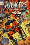 Cover for The Avengers (Marvel, 1963 series) #89 [British Price Variant]