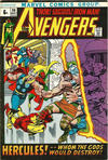 Cover Thumbnail for The Avengers (1963 series) #99 [British Price Variant]