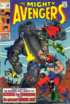 Cover Thumbnail for The Avengers (1963 series) #69 [British Price Variant]