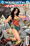 Cover Thumbnail for Justice League (2016 series) #2 [Yanick Paquette Connecting Cover A Variant]