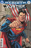 Cover Thumbnail for Justice League (2016 series) #3 [Yanick Paquette Connecting Cover B Variant]