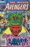 Cover Thumbnail for The Avengers (1963 series) #243 [Canadian Newsstand Edition]