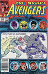 Cover Thumbnail for The Avengers (1963 series) #253 [Canadian Newsstand Edition]