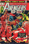Cover for The Avengers (Marvel, 1963 series) #112 [British Price Variant]