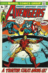 Cover Thumbnail for The Avengers (1963 series) #106 [British Price Variant]