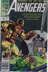 Cover Thumbnail for The Avengers (1963 series) #326 [Australian]